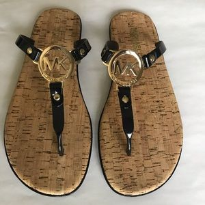NWOB Michael Kors Sandals Size 8
